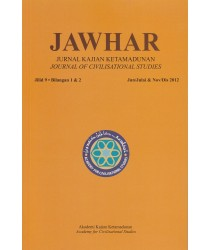 Jawhar: Jurnal Kajian Ketamadunan (Jilid 9 Bil. 1 & 2)