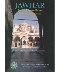 Jawhar: Jurnal Ulasan Buku (Jilid 1 Bil. 1)