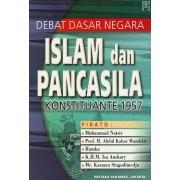 Debat Dasar Negara : Islam dan Pancasila Konstituante 1957