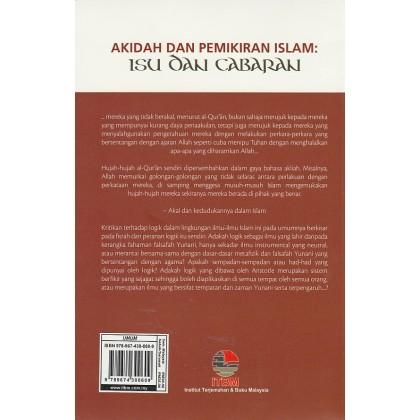 Akidah dan Pemikiran Islam: Isu dan Cabaran