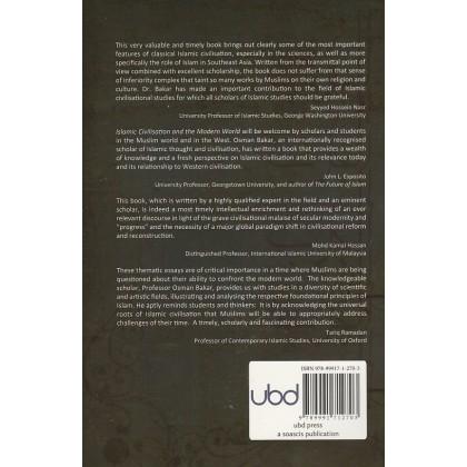 Islamic Civilisation And The Modern World