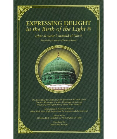Expressing Delight in the Birth of the Light