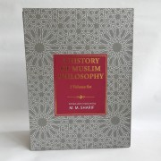 A History of Muslim Philosophy – 2 Volume Set