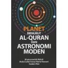 Planet Menurut al-Quran dan Astronomi Moden