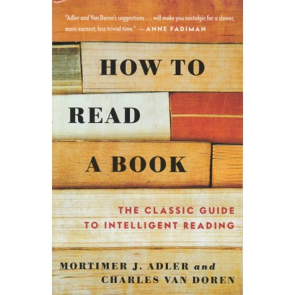 How to Read a Book (New)