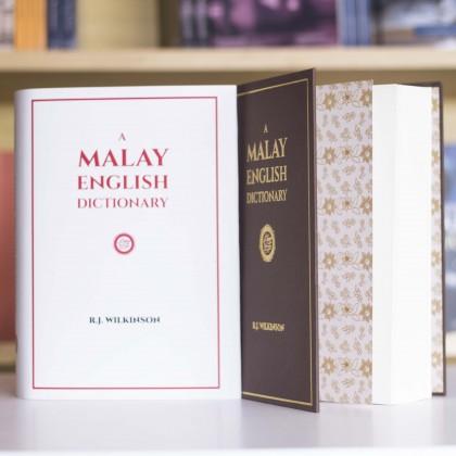 A Malay-English Dictionary (HC)