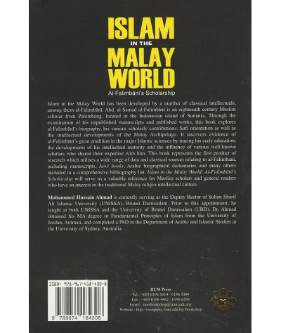 Islam in the Malay World: Al-Falimbani s Scholarship