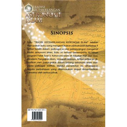 Tradisi Kecemerlangan Astronomi Islam