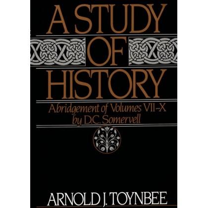 A Study of History Abridgement of Volumes VII-X