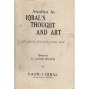Studies in Iqbal's Thought and Art