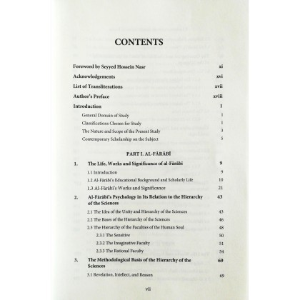 Classification of Knowledge in Islam: A Study in Islamic Schools of Epistemology