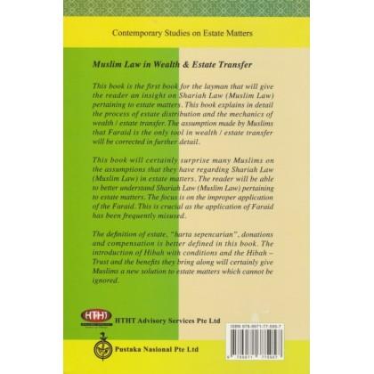 Muslim Law in Wealth & Estate Transfer