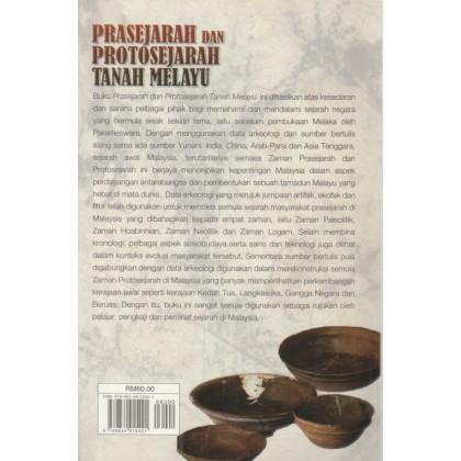 Prasejarah dan Protosejarah Tanah Melayu