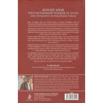 Konsep Adab Syed Muhammad Naquib al-Attas