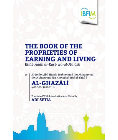 The Book of The Proprieties of Earning and Living