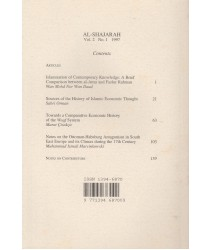 Al-Shajarah 1997 Volume 2 No. 1