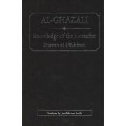Knowledge of the Hereafter Durrah al-Fakhirah