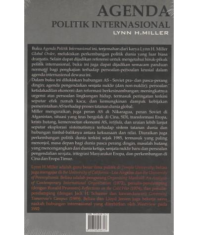 Agenda Politik Internasional