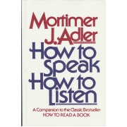 How to Speak How to Listen (overstock copy)