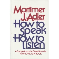 How to Speak How to Listen (Remaindered)