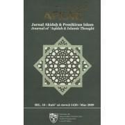AFKAR: Jurnal Akidah & Pemikiran Islam (Bil. 10, Mac 2009)